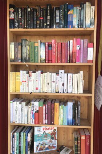 Galerie: Bücherzelle Schwaz