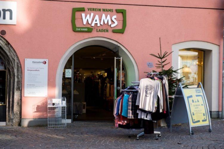Galerie: WAMS Laden Schwaz