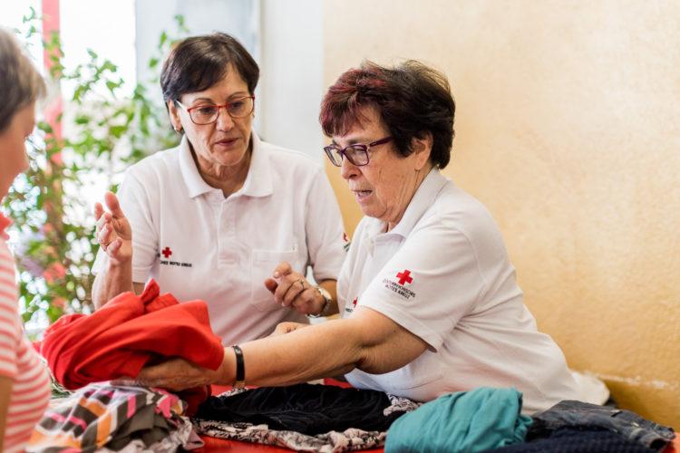 Galerie: Rotes Kreuz Telfs - Kleiderladen