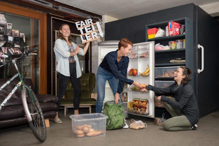 Galerie: Foodsharing Tirol