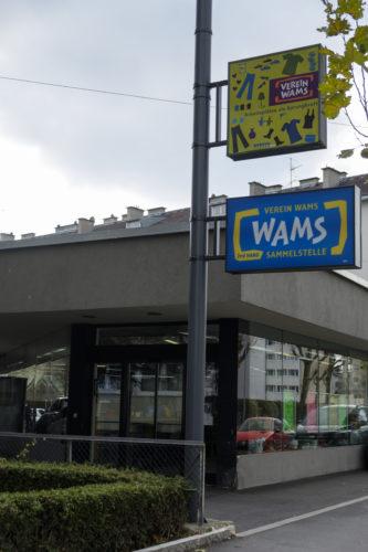 Galerie: WAMS Sammelstelle und Sortierung Innsbruck