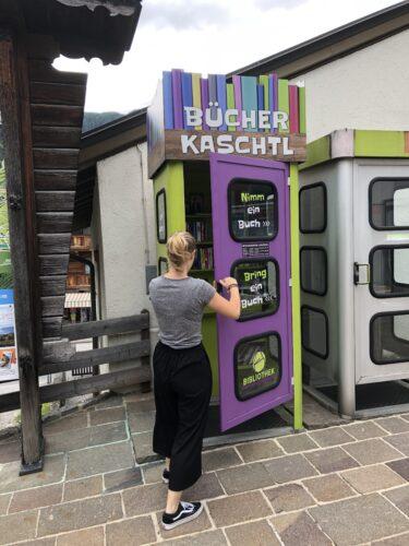 Galerie: Bücher Kaschtl Schwendau