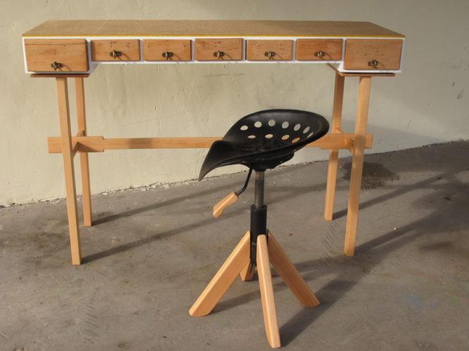 Galerie: Kraftobjekte & Wohnskulpturen