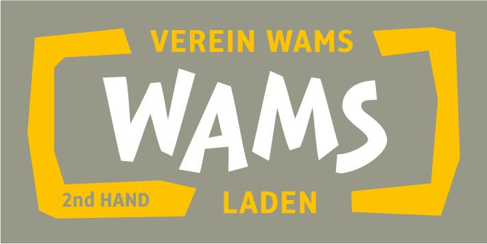 Logo: WAMS Sammelstelle & Laden Telfs