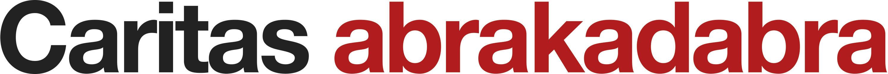 Logo: abrakadabra CARITAS