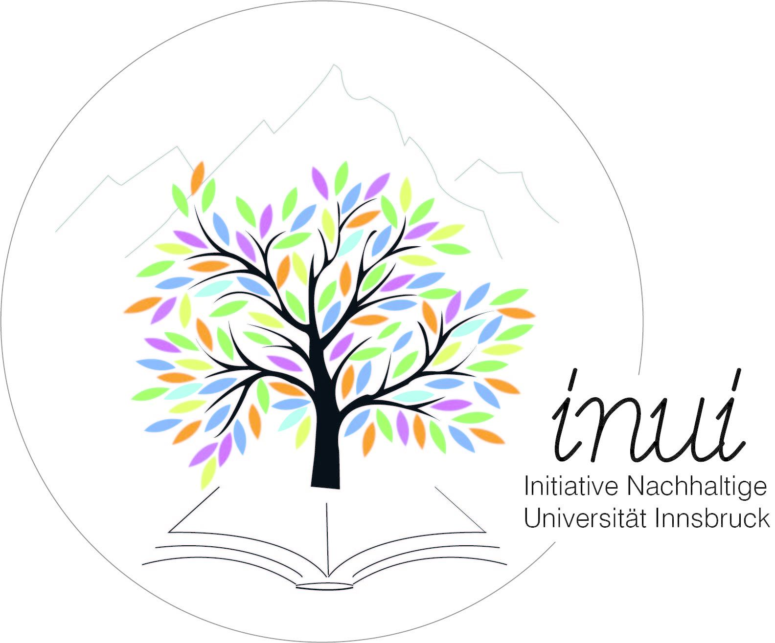 Logo: INUI - Initiative Nachhaltige Universität Innsbruck