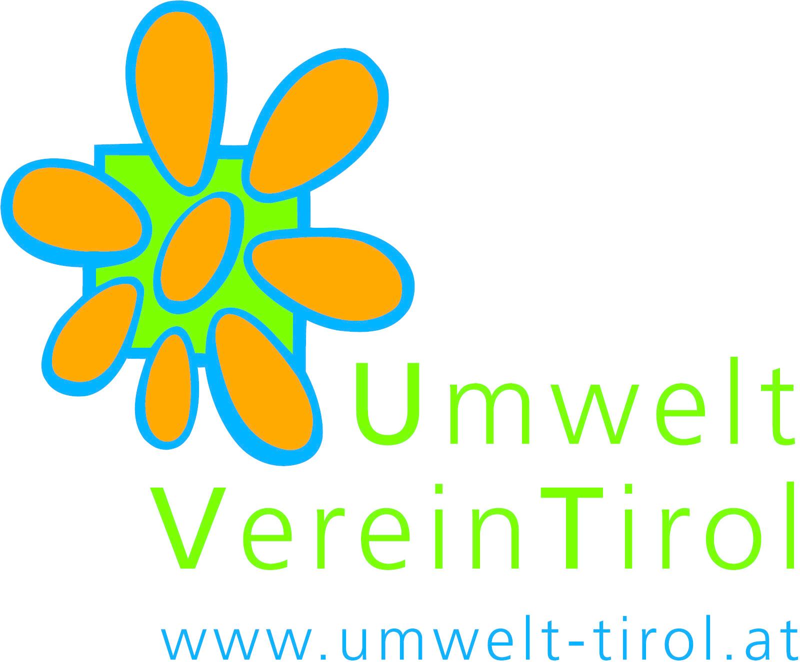 Logo: Umwelt Verein Tirol