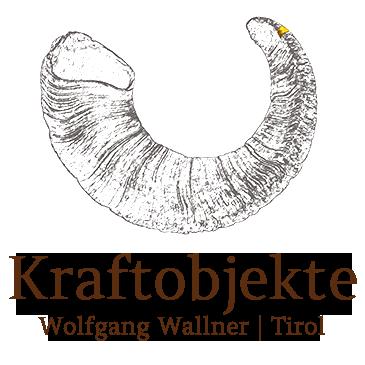 Logo: Kraftobjekte & Wohnskulpturen