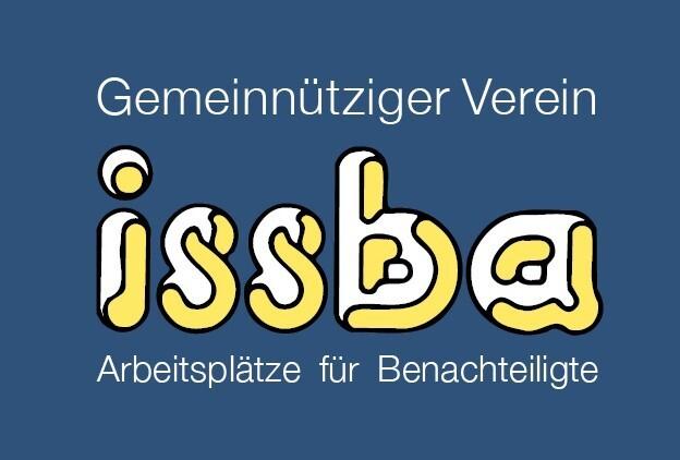 Logo: ISSBA second-hand Imst