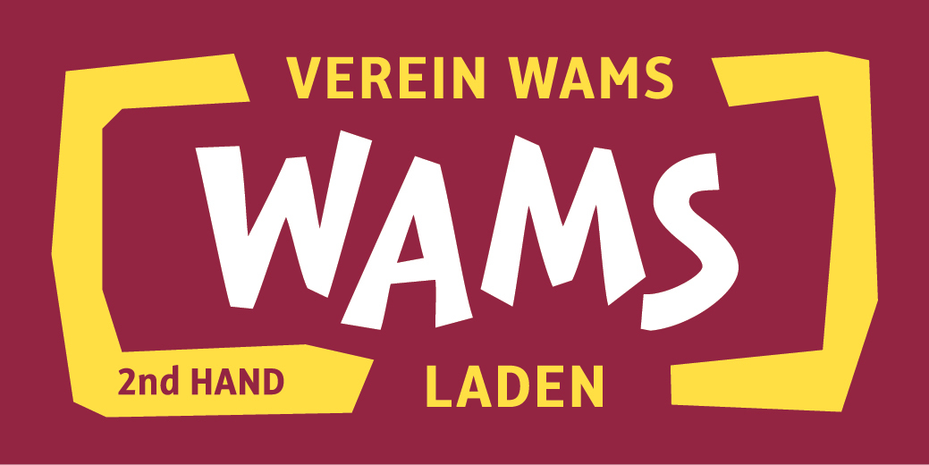 Logo: WAMS Laden Hall