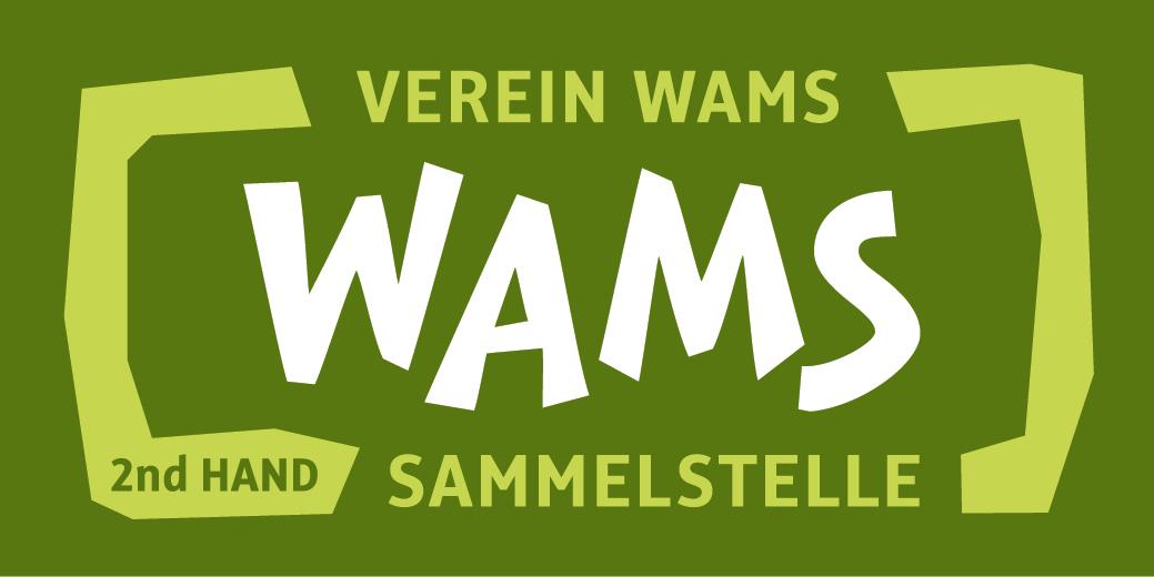 Logo: WAMS Sammelstelle und Sortierung Schwaz